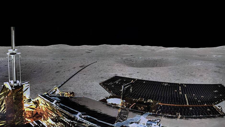 CLEP: So sieht die Rückseite des Mondes aus – doch die Übertragung erweist sich als schwierig