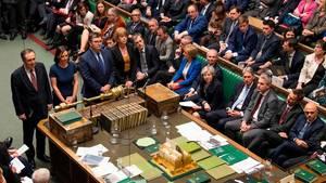 Brexit-Abstimmung Unterhaus
