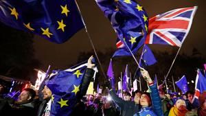 Jubel über Brexit-Abstimmung