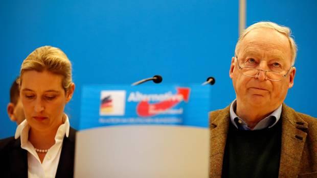 "Pressestimmen: AfD nun ""Prüffall"""