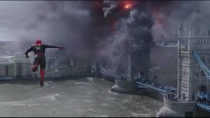 Spiderman kommt nach Europa im neuen Film