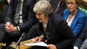 Brexit - Reaktionen aus der Politik in Zitaten - Theresa May