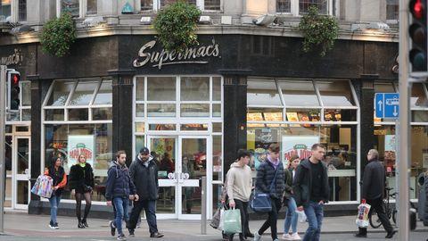 Supermac's - Big Mac McDonald's