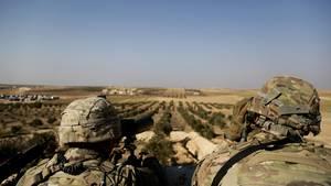 US-Militär: US-Soldaten bei Anschlag in Nordsyrien getötet