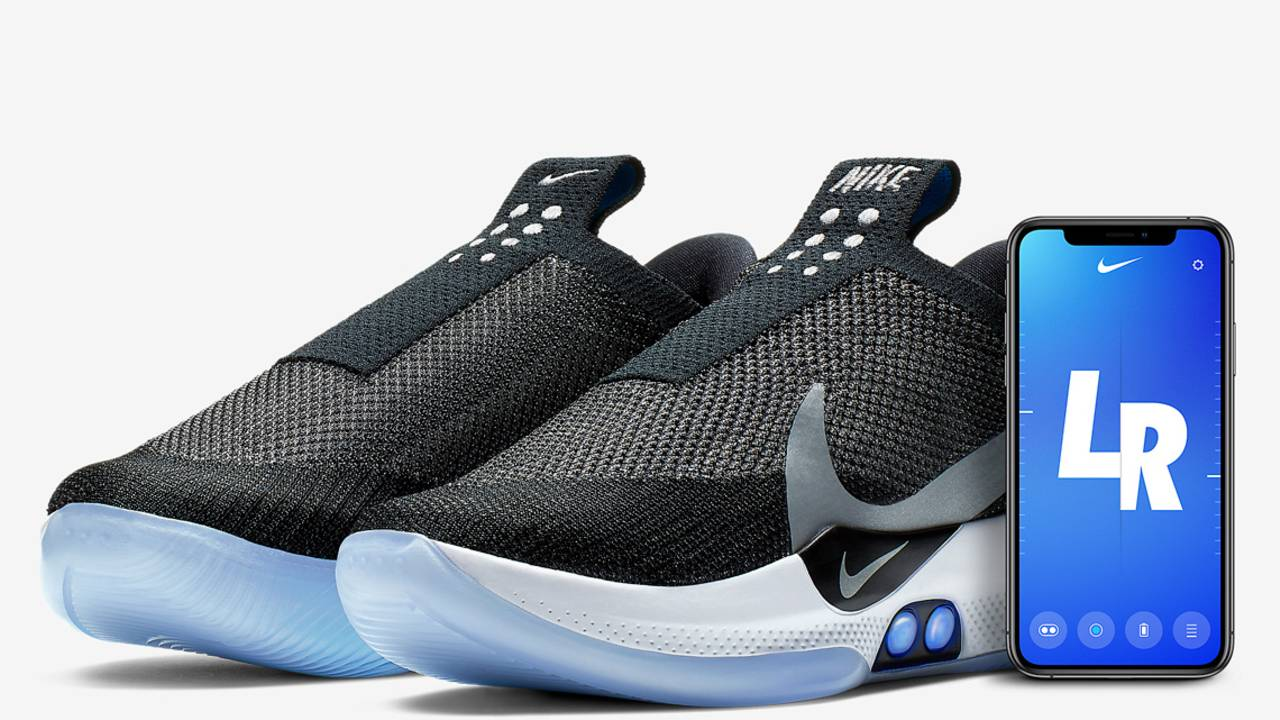 good new high quality super popular Nike bringt einen Schuh auf den Markt, den man per App ...