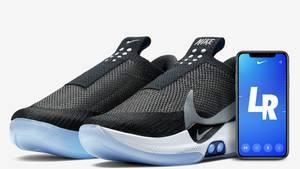 Schuhe, die man mit einer App verknüpfen kann? Nike stellt den Adapt BB vor.