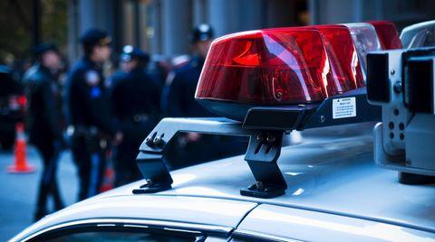Polizisten in den USA als Symbolfoto