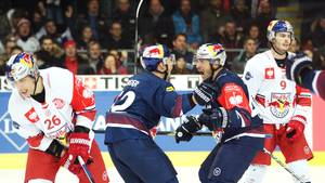 sport kompakt - ehc münchen - eishockey - Champions league