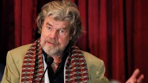 Extrembergsteiger Reinhold Messner erklärt Yeti-Mythos