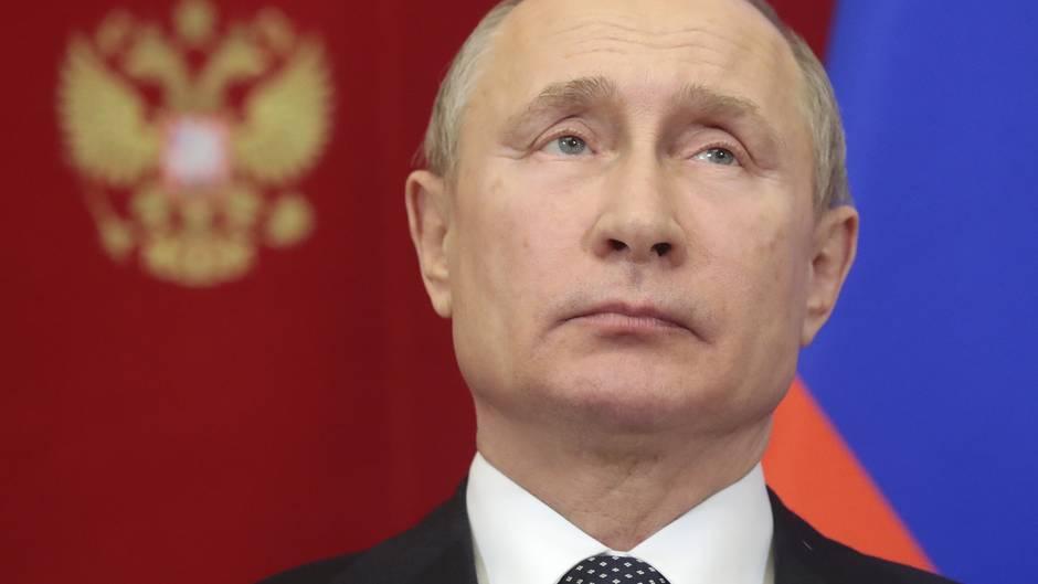Putin Weißrussland