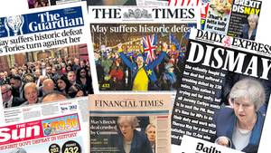 May-be eine Spur zu viel: Die wildesten Wortspiele rund um Theresa May