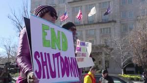 Der Shutdown in den USA