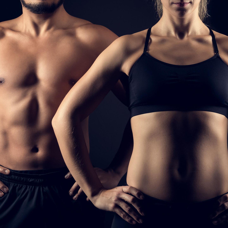 Verlieren Sie den Bauch, ohne Gewicht zu verlieren