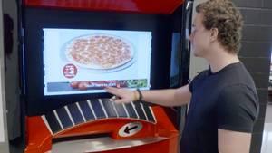 Uni führt Pizza-Automaten ein: Traum aller (faulen) Studenten