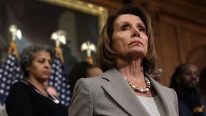 """Wie Nancy Pelosi den """"Shutdown"""" gegen Trump verwendet - und es nicht so aussehen lässt"""