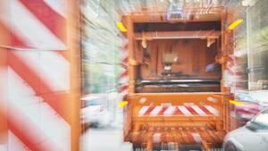 nachrichten deutschland - unfall müllwagen
