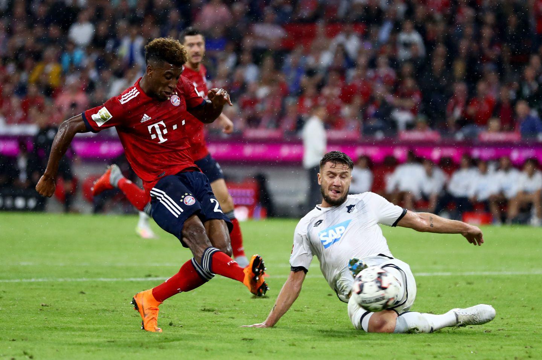 Bundesliga - Hoffenheim - FC Bayern - TV