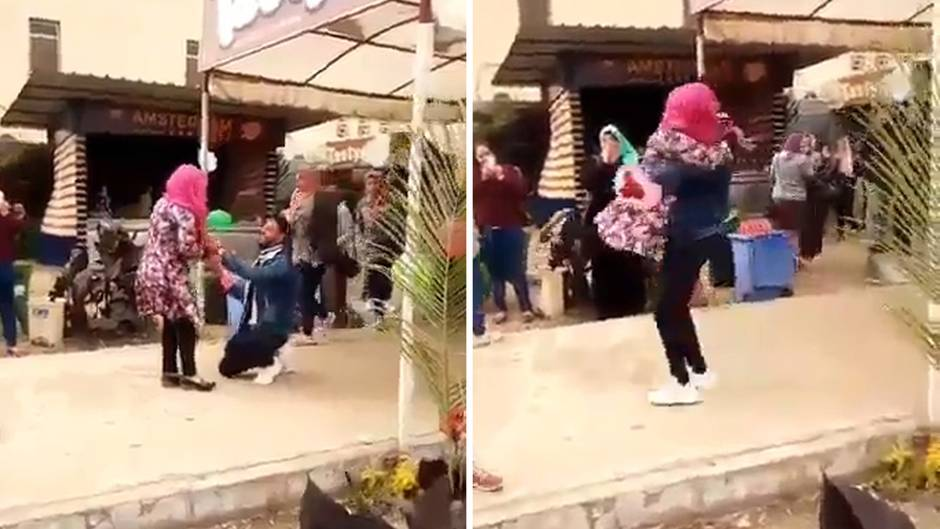 Ägyptische Universitäten verweisen Studierenden nach viralem Video – wegen