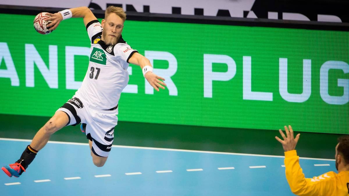 Handball Deutschland Island Live