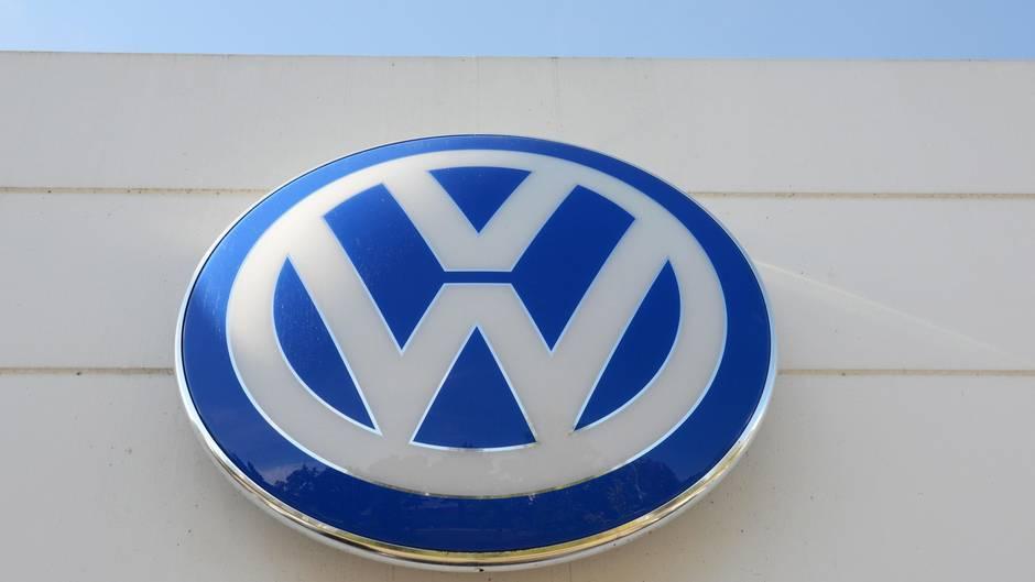 Logo des Volkswagenkonzerns