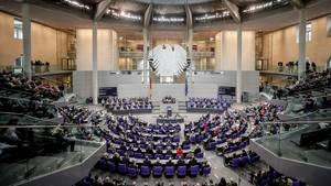 100 Jahre Frauenwahlrecht: Bundestag