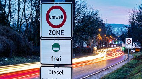 Fahrverbote: Was können Dieselfahrer gegen ihre Aussperrung tun