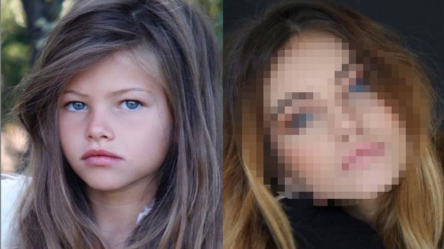 """Mit vier Jahren stand Thylane Blondeau das erste Mal auf einem Laufsteg, mit sechs galt sie als """"schönstes Mädchen der Welt"""". Inzwischen ist Blondeau eine junge Frau und nicht nur als Model erfolgreich."""