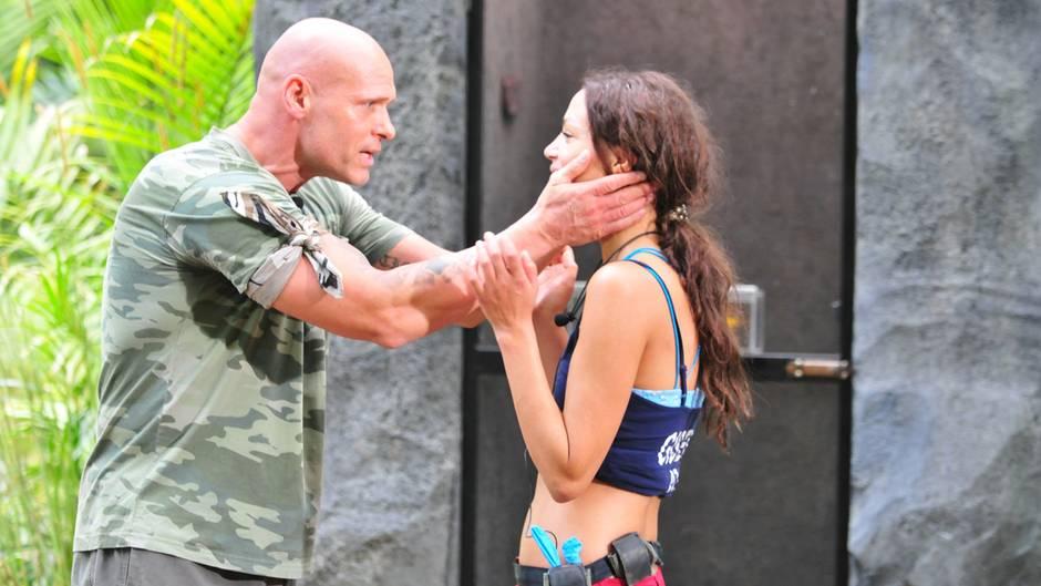 Dschungelcamp 2019 Gisele Holt Dank Thorsten Legat Endlich