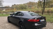 Jaguar XF 30d - mindestens 62.000 Euro teuer
