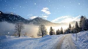 Kältewelle in Deutschland erwartet