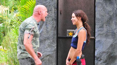 Dschungelcamp, Tag 8 - die TV-Kritik: Kasalla sei Dank: Gisele wie neugeboren