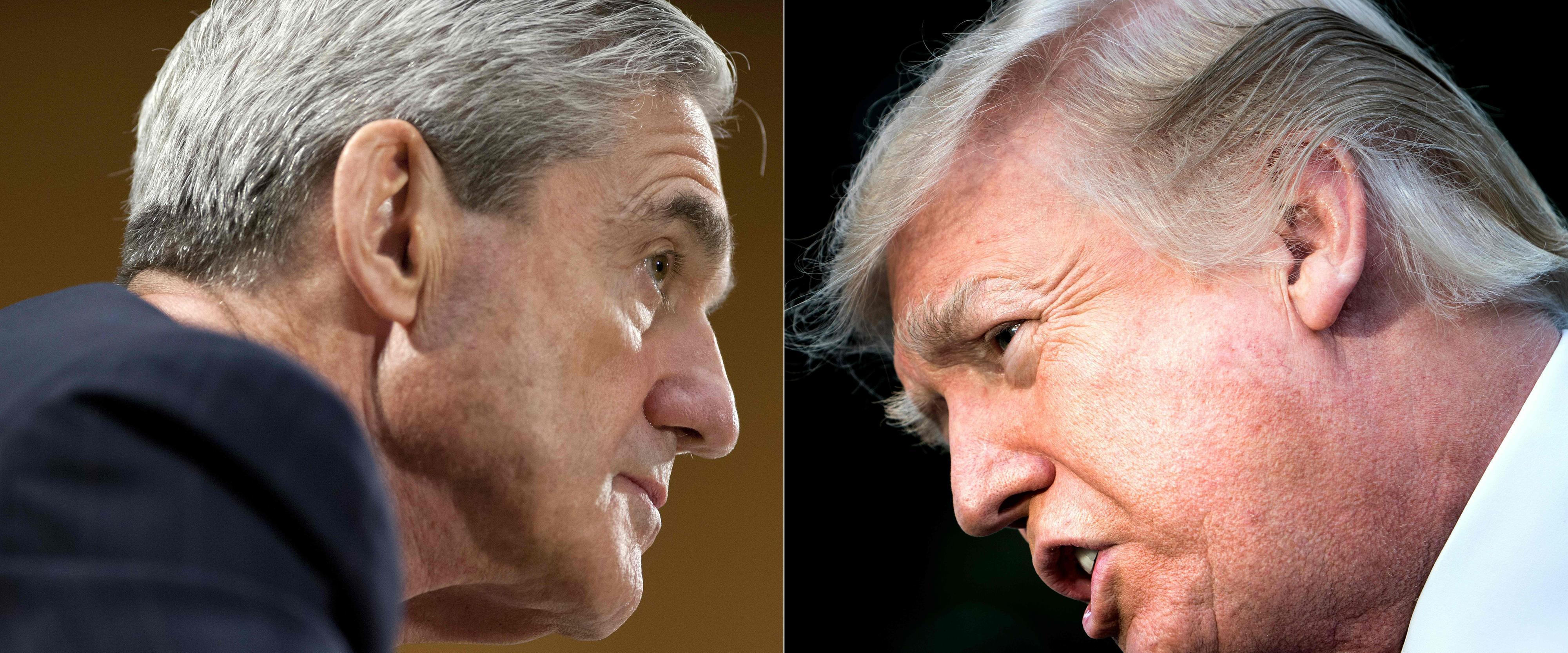 Sonderbericht: Mueller-Bericht: Trump keines Verbrechens schuldig, aber auch nicht entlastet