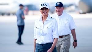 "Melania Trump offenbar auf Staatskosten verreist - trotz ""Shutdown"""