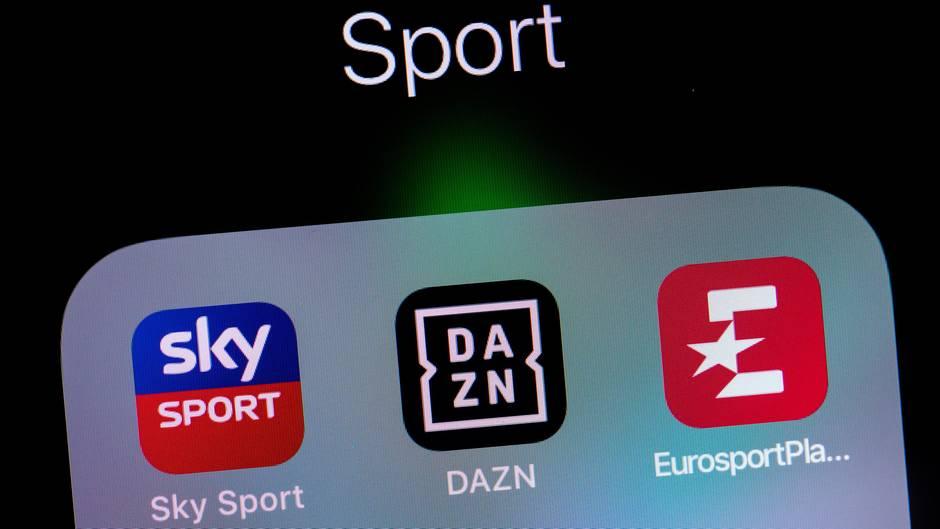 Sport Kompakt: Streaming-Dienst DAZN ist nicht mehr werbefrei