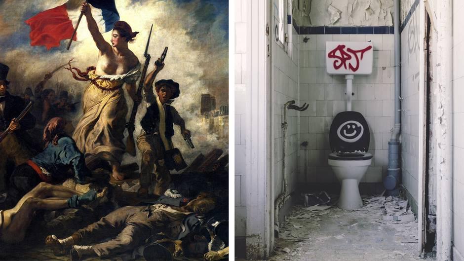 Sprache im Wandel: Revolution, Toilette und Weltmeister – diese Worte hatten früher eine ganz andere Bedeutung