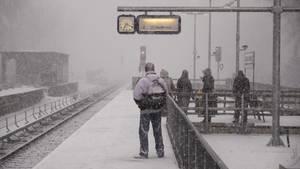 Frost in Deutschland