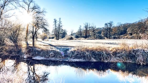 Kältewelle in Deutschland