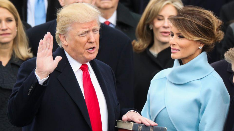 US-Präsident Donald Trump - Zwischenbilanz nach zwei Jahren Amtszeit