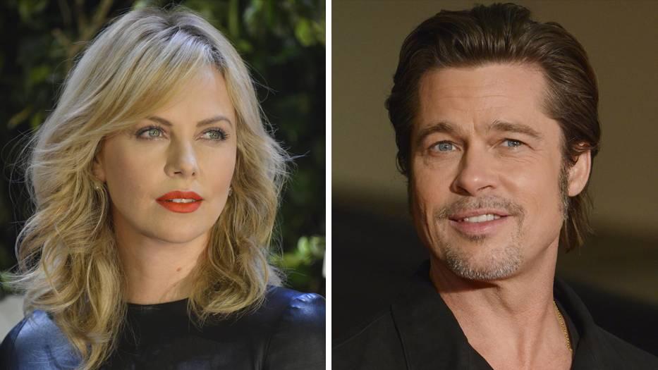 Pitt und Theron: Frisch verliebt: Diese beiden könnten das nächste große Hollywood-Traumpaar werden