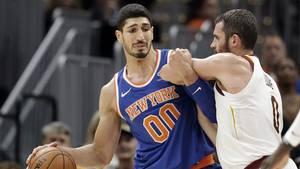 Enes Kanter spielt bei den New York Knicks