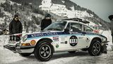 Viele Porsche 911 waren am Start