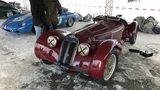 Auch ein Alfa 8C war vor Otrt