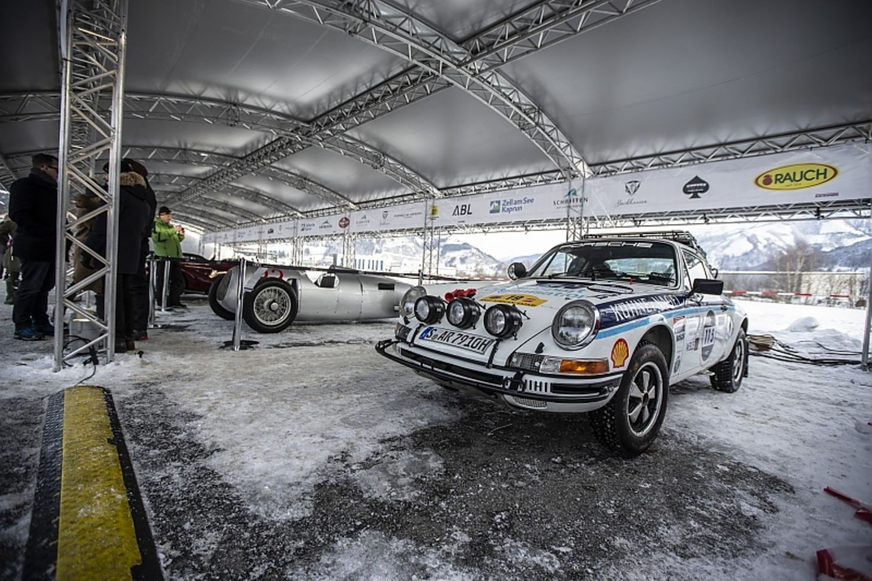 Das Ice GP Race fand nach 45 Jahren Pause wieder statt
