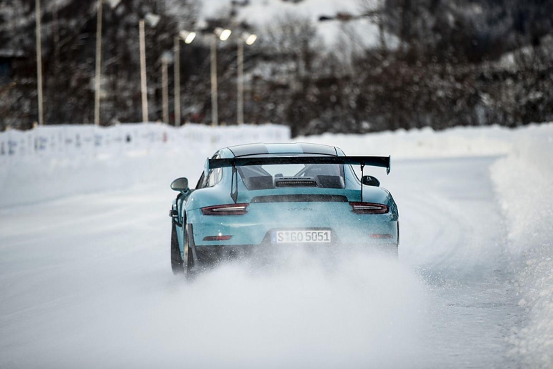 Ice GP Race