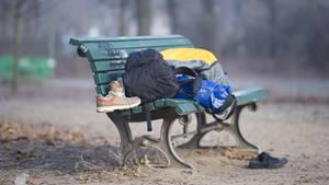 nachrichten deutschland - toter obdachloser