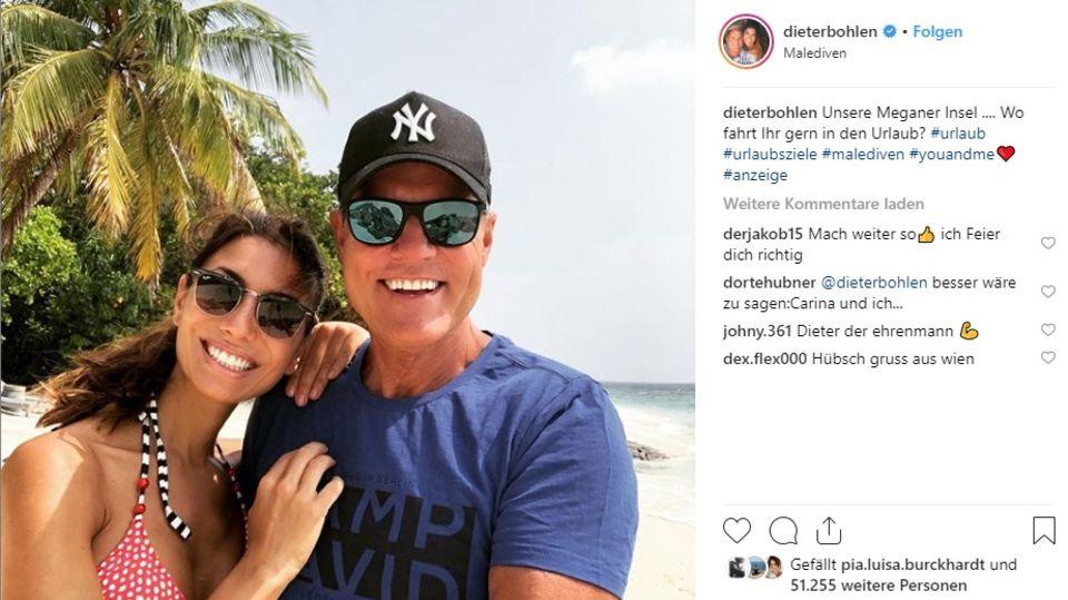 Dieter Bohlen Spricht Im Interview Uber Seinen Erfolg Auf Instagram Stern De