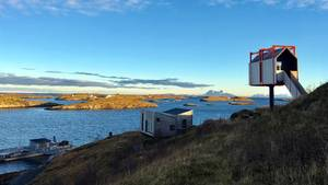 """Ausgezeichnetes Haus aus der Kategorie """"Außer Konkurrenz"""": das Arctic Hideaway in Norwegen"""