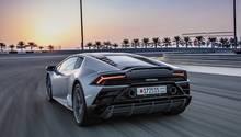 Lamborghini Huracan Evo - über 184.000 Euro teuer