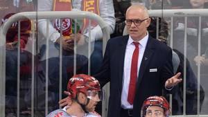 Kölner Haie entlassen Trainer Peter Draisaitl