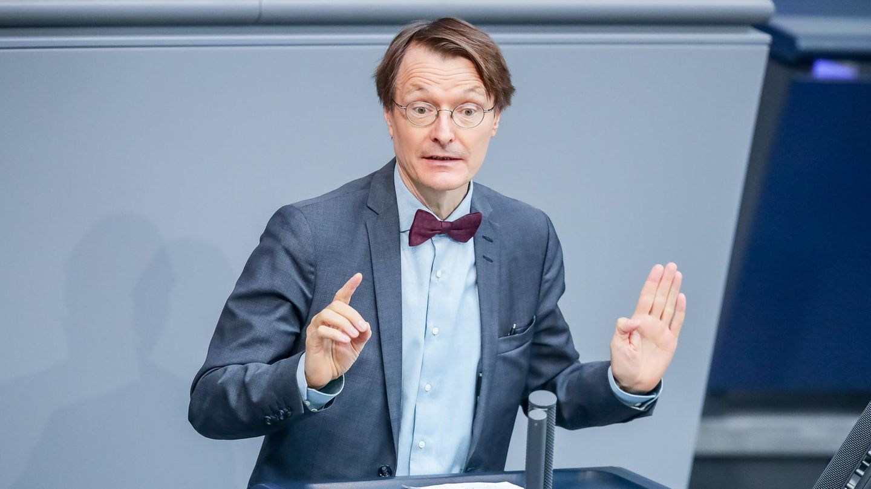 Spd Politiker Karl Lauterbach Erntet Nach Hummer Tweet Viel Kritik Stern De